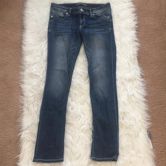 Express Denim - Express   Skinny Jeans   Size 8